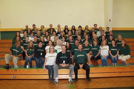 Stanley Wildcat Staff!